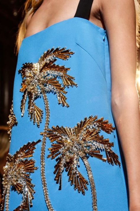 TIG's picks: Fausto Puglisi Spring 2014 RTW - Details - Fashion Week - Runway, Fashion Shows and Collections - Vogue