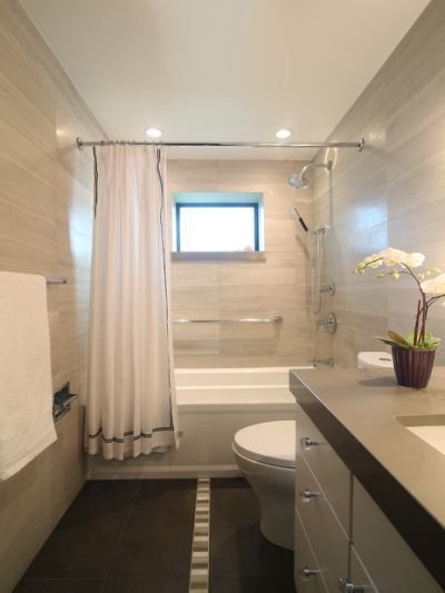 Bathroom Dark Floor Light Walls Bathroomdesigndarkfloorlightwalls Bathroom Redesign Bathroom Design Inspiration Bathroom Design