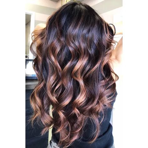 Dimensional Caramel Ribbons On A Level 4 Base behindthechair.com