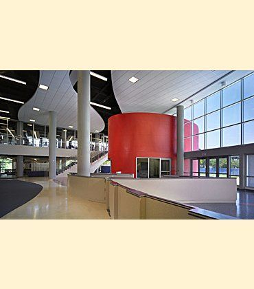 Fiu Rec Center Commercial Architecture Design Interior Design