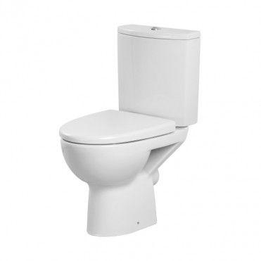 Kompakt Wc Cersanit Parva 010 3 6 L Z Deska Wolnoopadajaca Bathroom Toilet