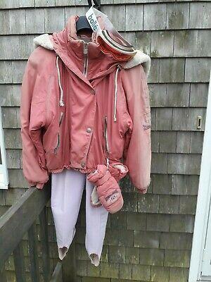 New Fashion Women Faux Fur Coat Casual Hooded Parka Long Jacket Outwear RLWH01