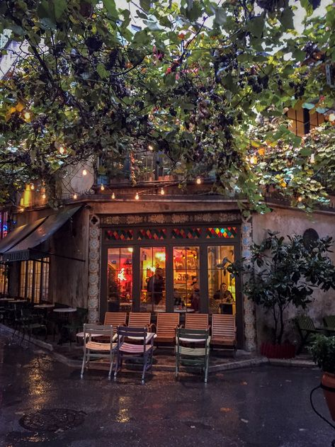 My favourite cafes in Istanbul