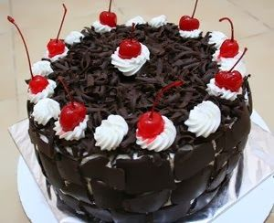 Kali Ini Saya Akan Berbagi Resep Mudah Cara Membuat Black Forest Enak Dan Lembut Untuk Kalian Kue Kue Mangkok Kue Tart