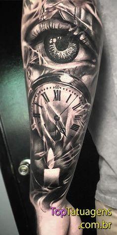 Sleeve Tattoo Ideas - Golden Canvas Tattoo & Art (99)