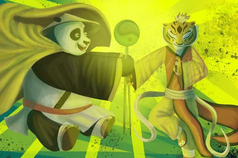 Are you fascinated with Kung Fu Panda and dream of