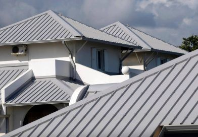 Best Collections Of Luxurious Modern Penthouses Designs Roof Cladding Metal Roofing Contractors Metal Roof Colors
