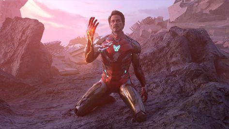 Tony Stark:I am ironman   (fan art), Xie Boli