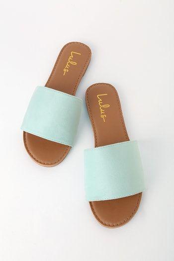 Dressy flat sandals, Dressy flats