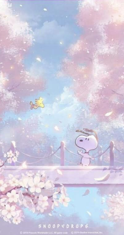 Snoopy iPhone Wallpapers – myInspiration™