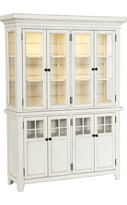 Havertys Briar Lake China Cabinet Redo