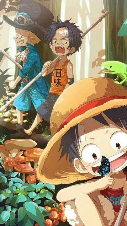 Mobile Lock Screen Wallpapers Anime One Piece Fond D Ecran Telephone Fond Ecran One Piece