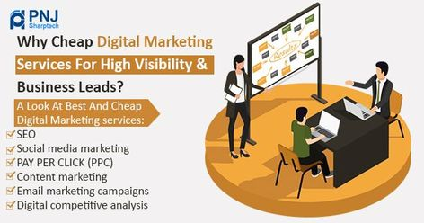 Why cheap digital marketing services is the best choice for you?