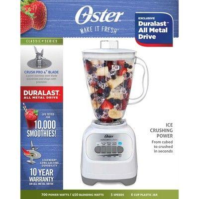 Oster Classic Series 5-Speed Blender