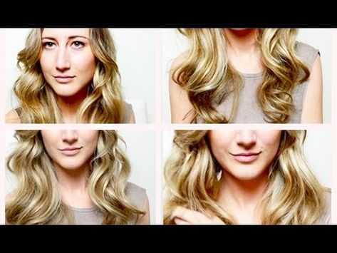 Heatless Curls | Easy, No Heat Waves!