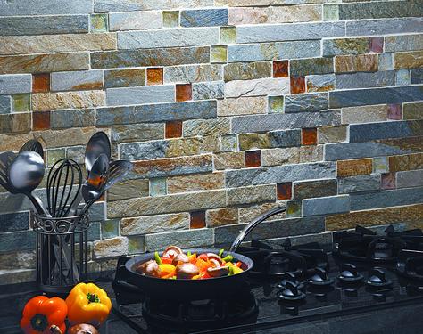 Fire Ice Brick Mosaic Quartz 11 75x10 5 90070 Sea