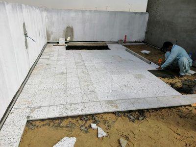 مشاكل عزل الفوم Tile Floor Flooring Texture