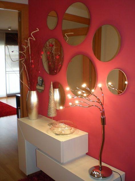 Los espejos: elegantes accesorios para decorar