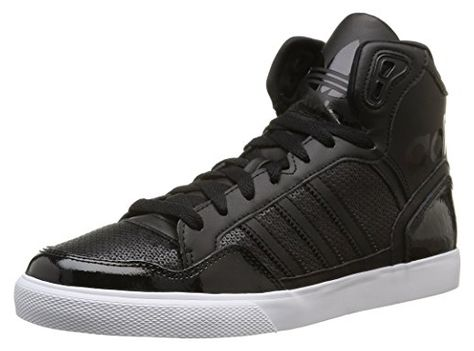 adidas Originals Extaball, Damen Hohe Sneakers, Schwarz