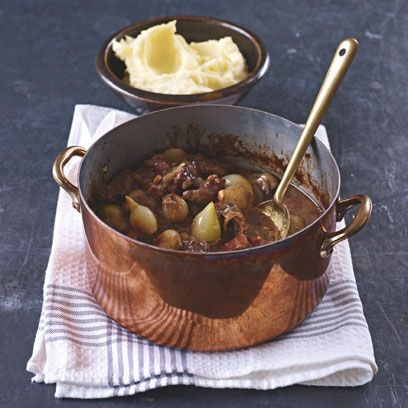James Martin's beef bourguignon. For the full recipe, click the picture or visit RedOnline.co.uk