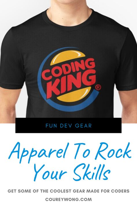 Funny Apparel For Coders