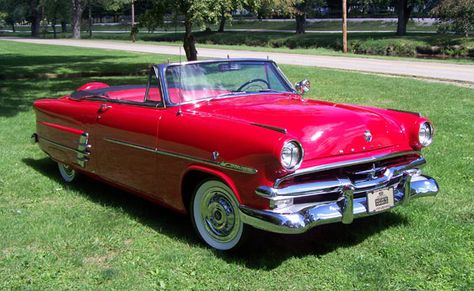 1953 Meteor Crestliner Sunliner Convertible Carhire Algarvecarhire Car Hire Custom Cars Ford Classic Cars