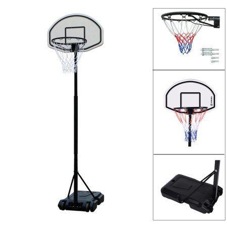 55 65 Walmart Com Free Shipping Buy Zimtown Portable Basketball Hoop Net Goal Rim Court Stand Portable Basketball Hoop Basketball Hoop Indoor Basketball Hoop