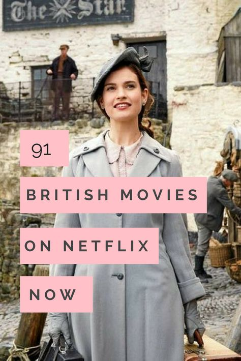 Entertainment Discover British Movies on Netflix Right Now I Heart British TV - Movie Movies On Netflix Now Shows On Netflix Romantic Movies On Netflix Netflix Titles Movies 2019 Movies Online Shark Week Fast And Furious Movies Showing