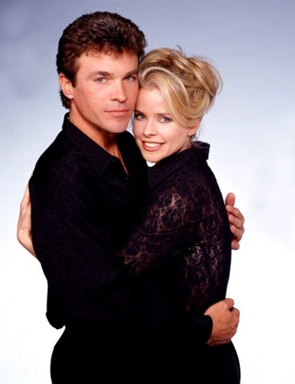 GH Mac and Felicia. Still one of my favorites. Glad thay are back 2gether now when's the wedding