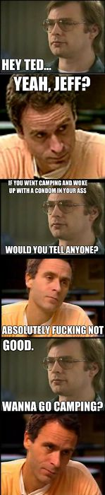 jeffrey dahmer deserved the death penalty However, that merely reinforces why the death penalty should be reserved for the worst murderers, and only where evidence is incontrovertible in other words, it should be used for cases like jeffrey dahmer and ted bundy.