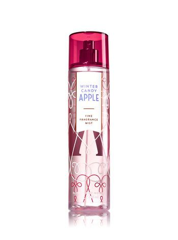 Signature Collection Winter Candy Apple Fine Fragrance Mist Bath