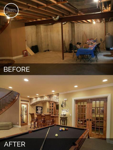 Basement Designs On A Budget Open Ceiling Basement Ideas