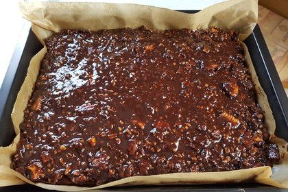 Ddr Krawallkuchen Rezept Kuchen Backrezepte Und Blechkuchen