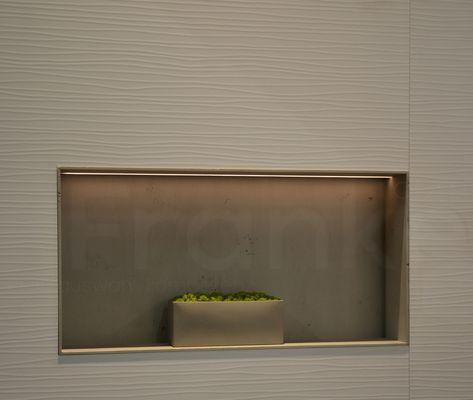 Wandnischen Nicht Nur Praktisch Sondern Auch Ein Hingucker Hausbau Fliesen Wandnische Schiene Abschlussschiene Wa Wandnischen Tv Wand Selber Bauen Nische