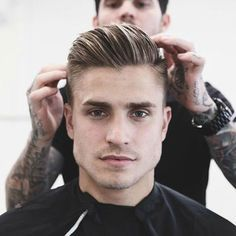 Comb Over Hairstyle Magnificent Top 50 Short Men's Hairstyles  Undercut Haircuts And Men Hair Styles