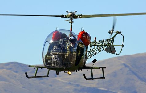 Rotor club: Our top 10 most influential helicopters