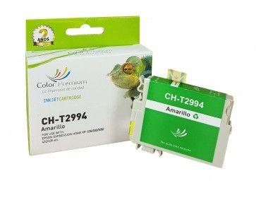Cartucho De Tinta Epson 29xl Amarillo Compatible Con Epson