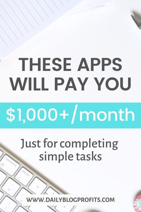 The best apps to make money using your smartphone
