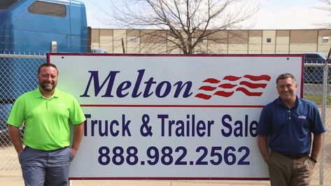 Melton Truck Trailer Sales American Trucks Heavydutytrucks Semitractor Bigrigs Semitrucks Americantrucks Onlinebusiness Top Pinterest