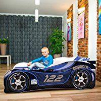Letti Per Bambini 160 Cm.Letto Per Bambini 140x70 Cm 160 X 80 Cm 180 X 80 Cm Auto Cars