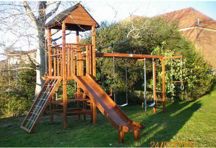 Casas De Juegos Para Jardin