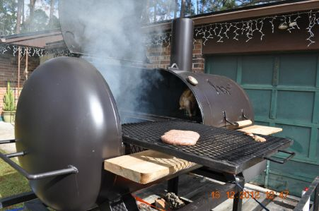www.msmobilewelding.com  BBQ Grills, Smokers, Oyster Steamers