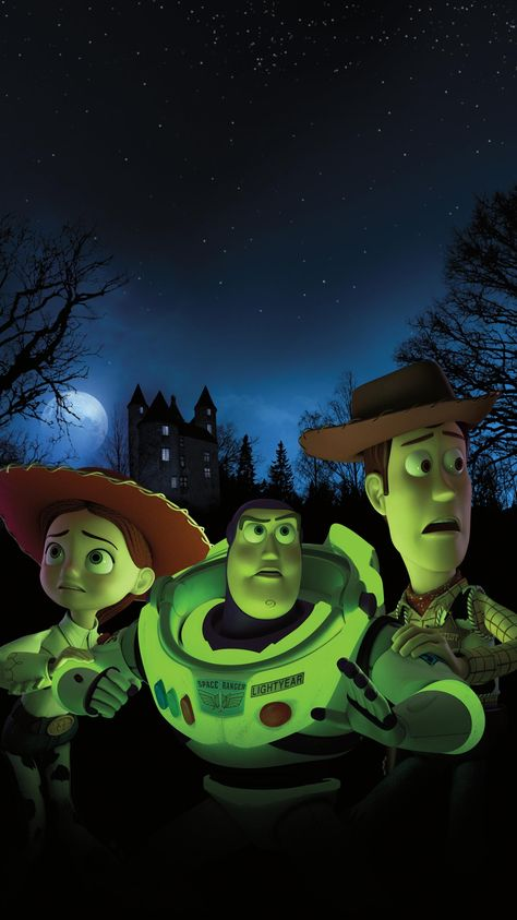 Toy Story of Terror! (2013) Phone Wallpaper | Moviemania