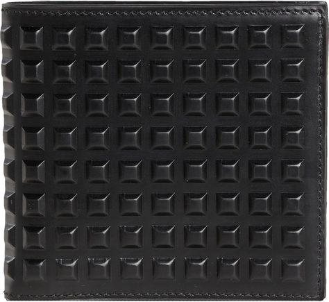 b1b51c7106a Balenciaga Covered Studs Wallet on shopstyle.com