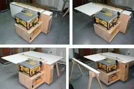 Image Result For Dewalt Table Saw Dw745 Fence Extension Werkbank Ideeen Werkbank Houtbewerking