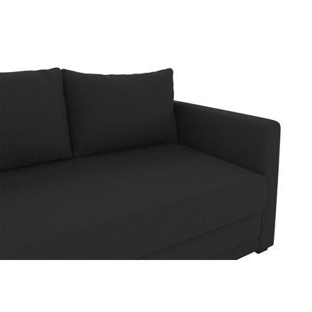 Fantastic Mainstays Flip Loveseat Sleeper Bed Chair Multiple Colors Theyellowbook Wood Chair Design Ideas Theyellowbookinfo