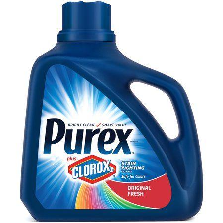 Household Essentials Laundry Liquid Purex Laundry Detergent