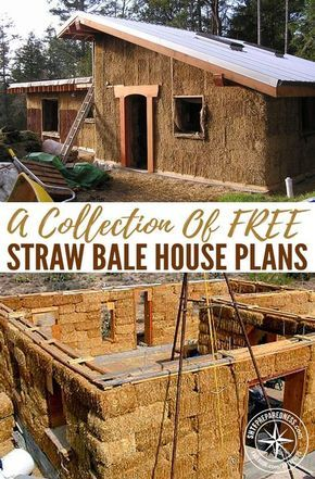 Lots Of Free Straw Bale House Plans Shtfpreparedness Cob House Plans Straw Bale House Cob House