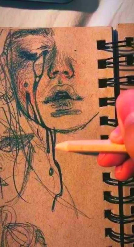 Imagination Beautiful Drawings New Drawing Art Sketches