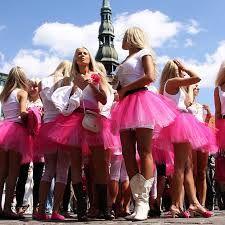 The Latvian Blondes Russian Women